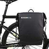 DCCN Wasserdichte Fahrradtasche Satteltasche Fahrrad Gepäckträgertasche Super Hinter Koffer 20L