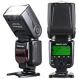 PHOTOOLEX M800C 1 / 8000s Flash Speedlite 580EX II TTL Speedlight para Canon 1Ds Mark III, 1D Mark II, 1D Mark IV, 1D Mark III EOS 700D 650D y otras Cámaras Digitales DSLR de Canon