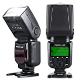 Digital Cameras Best Deals - Photoolex M800C 1/8000s Flash Speedlite 580EX II TTL Speedlight for Canon 1Ds Mark III, 1Ds Mark II, 1D Mark IV, 1D Mark III EOS 700D 650D and Other Canon Digital DSLR Cameras