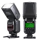 PHOTOOLEX M800C 1/8000s Flash Speedlite 580EX II TTL Speedlight for Canon 1Ds Mark III, 1Ds Mark II, 1D Mark IV, 1D Mark III EOS 700D 650D and Other Canon Digital DSLR Cameras - PHOTOOLEX - amazon.it