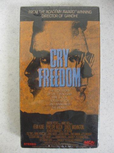 Preisvergleich Produktbild Cry Freedom [VHS]