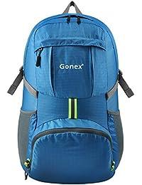Gonex 35L ligero Packable mochila práctico plegable bolsa de hombro mochila