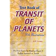 Amazon o p verma books text book of transit of planets with illustrations pin point events by blending classic and fandeluxe Gallery
