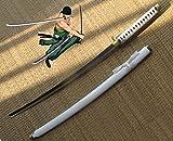 Wado ichimonji strada dell'armonia one piece katana zoro spada...