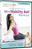Picture Of Mini Stability Ball Workout/