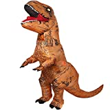 Aufblasbare Dinosaurier T-Rex Kostüm Party Fancy Kleid Cosplay Outfit