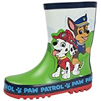 Paw Patrol Boys Wellington Boots