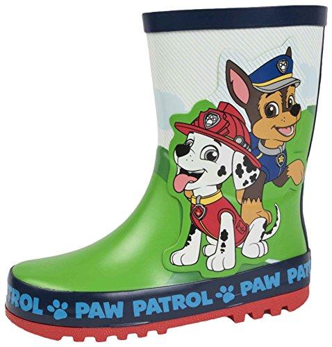 Boys Wellington Boots Paw Patrol Wellies