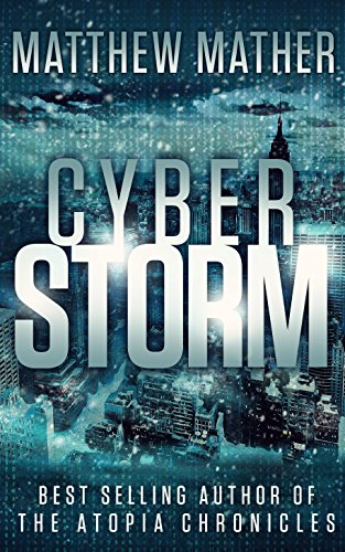 CyberStorm (Cyber Series Book 1) (English Edition) -