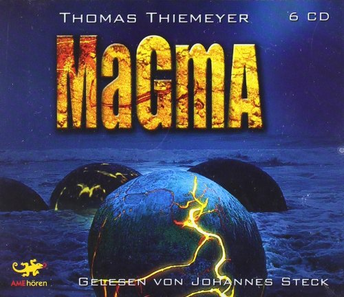 Preisvergleich Produktbild Magma. 6 CDs: Wissenschaftsthriller