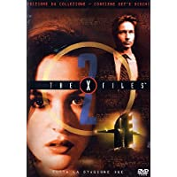 X-Files Season 02 Edizione da