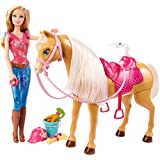 Barbie Cuddle and Feed Tawny Horse