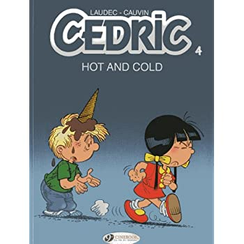 Cedric - tome 4 Hot and Cold (04)