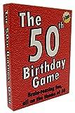The 50th Birthday Game. Fun 50th birthda...