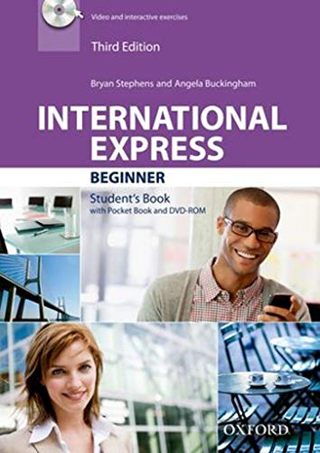 International Express Third Ed. Beginner Student´s Book with Pocket Book and DVD (2015)...