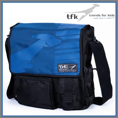 Preisvergleich Produktbild TFK T-00/028-045 Wickeltasche oceanblue