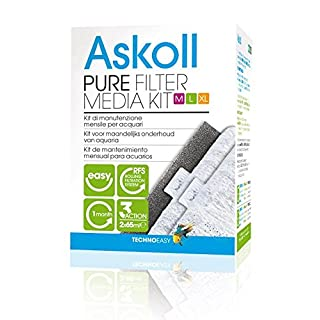 Askoll PURE FILTER MEDIA KIT M L XL