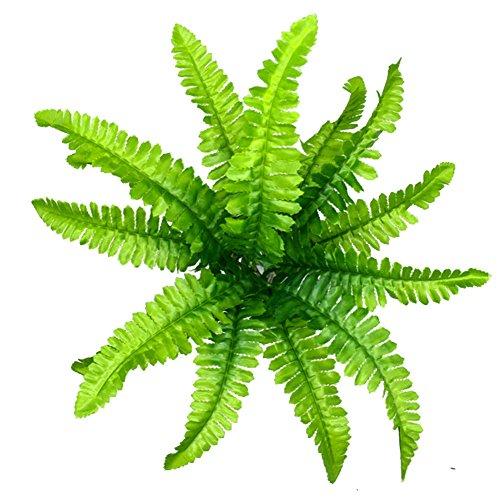Cratone Simuliert, Persian Gras Künstliche Grünpflanzen Dekoration für Füllfederhalter Fish Tank Aquarium Home Garten Hochzeit