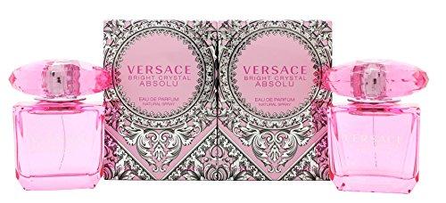 Versace bright crystal absolu confezione regalo 2 x 30ml edp