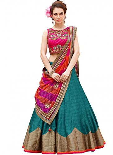 Lehenga Choli For Woman(Lehenga Saree)