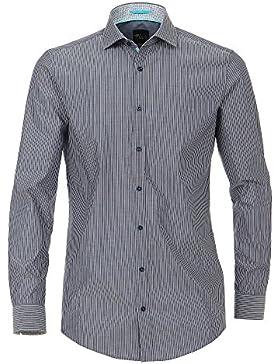 Venti Herren Businesshemd 65er Ärmel 100% Baumwolle - Body Fit