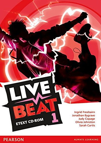 Live Beat 1 eText CD-ROM (Upbeat)