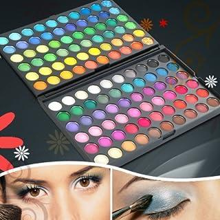Itian 120 Farben Lidschatten Make-up-Palette, Universal Kit for Make-up Lovers, Anfänger und Professionelle Maskenbildner (01#)