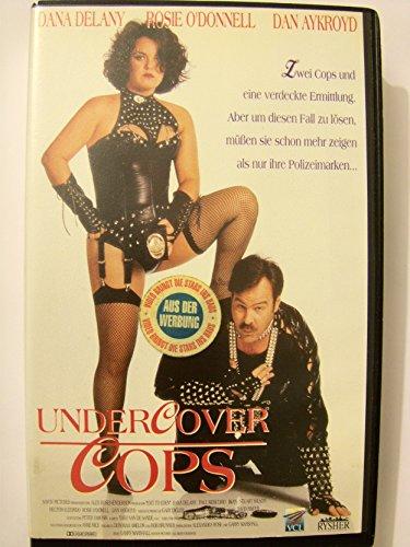 Undercover Cops [VHS]