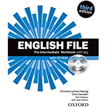 English File third edition: English File 3rd Edition Pre-Intermediate. Workbook with Key and iChecker