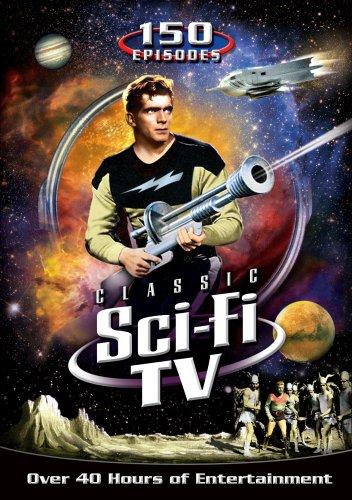 Preisvergleich Produktbild Classic Sci Fi Tv: 150 Episodes (12pc) / (Box) [DVD] [Region 1] [NTSC] [US Import]