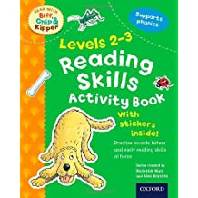 Oxford Reading Tree Read with Biff, Chip, and Kipper: Levels 2-3: Reading Skills Activity Book (Read With Biff Chip & Kipper)
