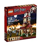 LEGO Harry Potter 4840 - The Burrow, Fuchsbau - LEGO