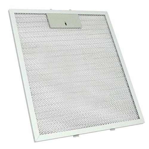 Spares2go - Filtro extractor ventilación campana