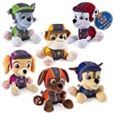 Paw Patrol 6022630 - Peluche Base, Personaggi Assortiti