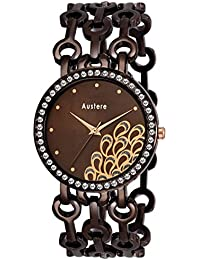 Austere Bella Brown Color Women's Watch (Wbella-090909)