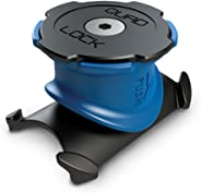 QUAD LOCK QLM-BMP-BL Kit da Bici PRO per Smartphone, Nero/Blu