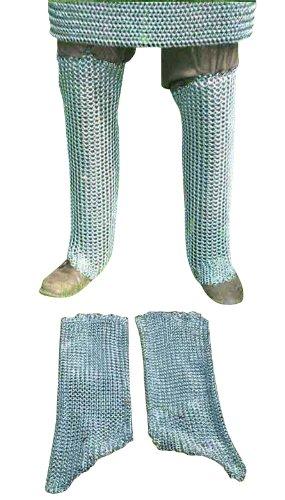 Preisvergleich Produktbild Mittelalter: Beinlinge zum Kettenhemd