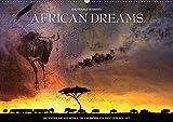 Emotionale Momente: African Dreams (Wandkalender 2019 DIN A2 quer): Phantastische Momente wurden zu neuen