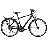 RALEIGH Herren Oakland Deluxe Fahrrad, Seablue, 50