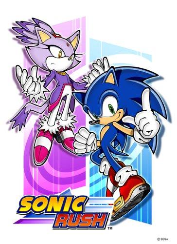 [UK-Import]Sonic Rush Game DS