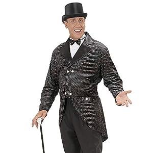 WIDMANN Desconocido Glitter de vestir para hombres| talla L