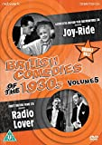 British Comedies Of The 1930S Vol 5 Joy Ride  Radio Lover [Edizione: Regno Unito] [Edizione: Regno Unito]