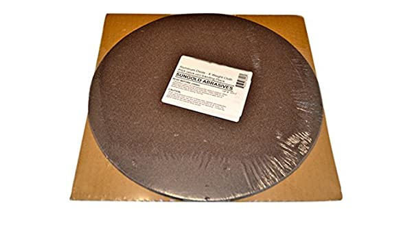 Sungold Abrasives 038063 1-Inch by 30-Inch 80 Grit Sanding Belt X-Weight Cloth P