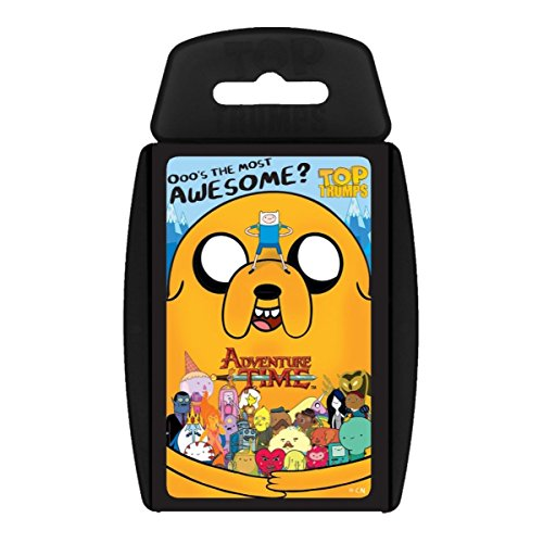 Top Trumps Adventure Time Card Game