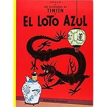 C- El Loto Azul (LAS AVENTURAS DE TINTIN CARTONE)