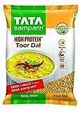 #3: Tata Sampann Pulses Toor Dal, 1kg