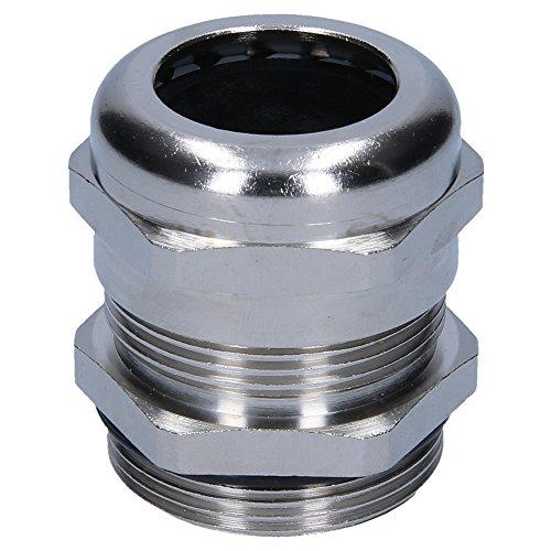 Schlemmer 4220620 Kabelverschraubung M20x1,5 Messing -
