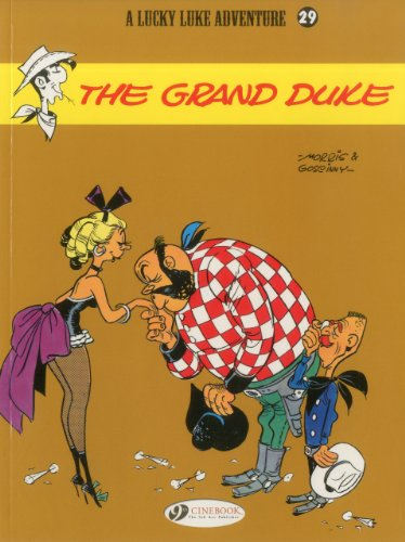 a-lucky-luke-adventure-tome-29-the-grand-duke