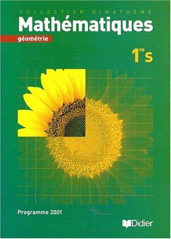 Manuel élève 1ère S : géométrie