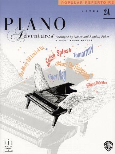 Piano Adventures: Level 2A - Technique & Artistry Book (2nd Edition) por Nancy Faber